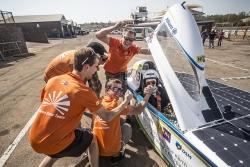Weerplaza helpt Nuon Solar Team